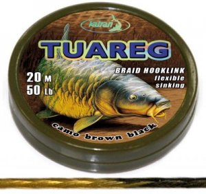 Braided hook links TUAREG 25lb 20 m
