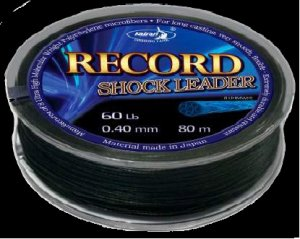 Shock leader Record 0,45 lbs 80m